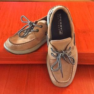 Boys Sperry Top-Sider boat shoes